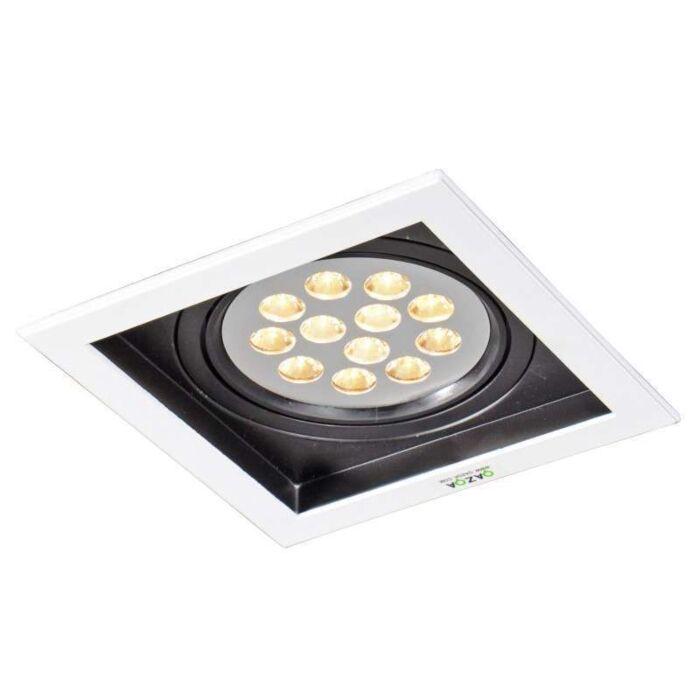 Downlight-Ultra-LED-branco