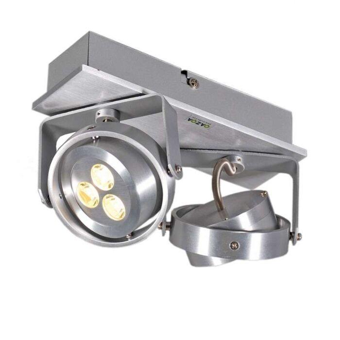 Spot-Keoni-2-LED-de-alumínio