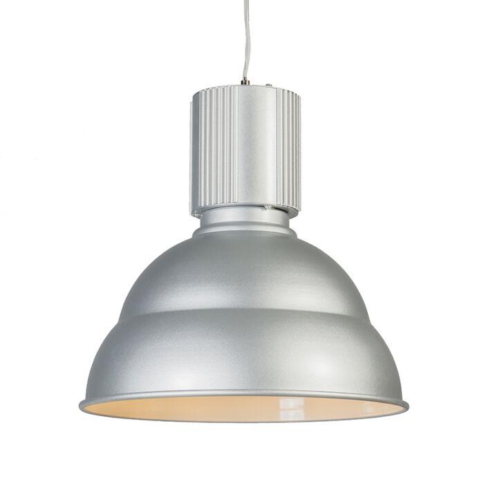 Lâmpada-suspensa-Indústria-de-alumínio