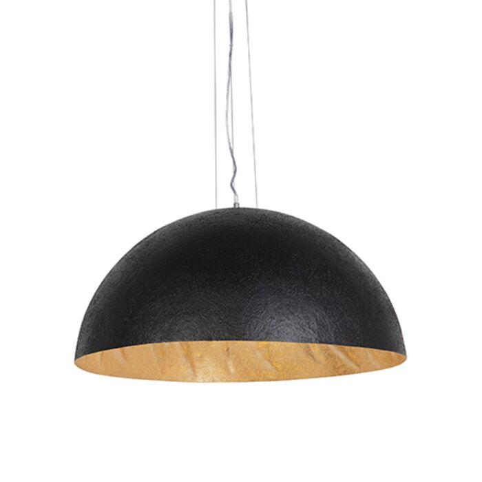 Candeeiro-industrial-suspenso-preto-com-ouro-70-cm---Magna