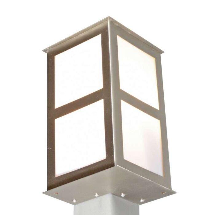 Aço-de-canto-para-lâmpada-externa-para-montagem-em-canto