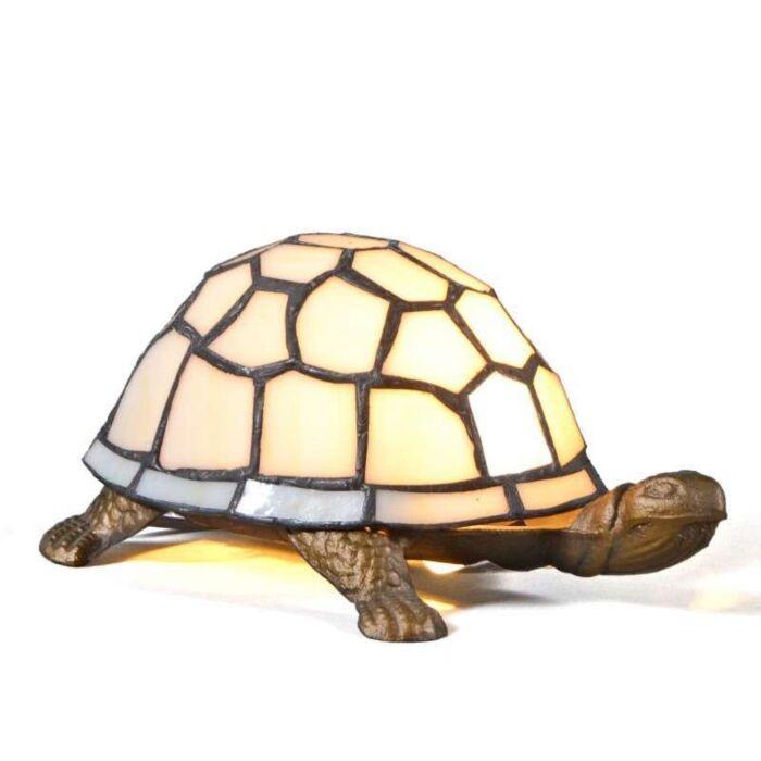 Candeeiro-de-mesa-Tiffany-Turtle