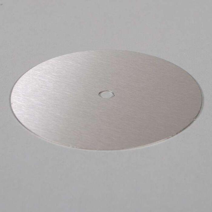 Anel-de-enchimento-de-aço-inoxidável-de-ø13cm-com-entrada-de-cabo-(adicione-você-mesmo-os-orifícios-de-montagem)