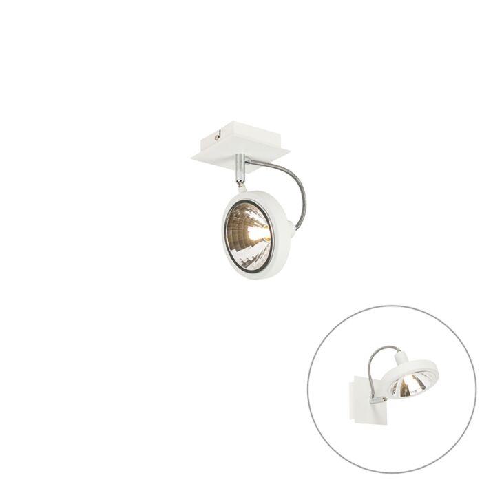Projete-spot-white-1-light-ajustável---Nox