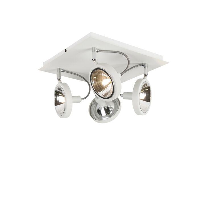 Projete-spot-white-4-light-ajustável---Nox