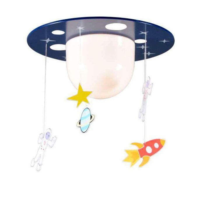 Luminária-de-teto-Espaço-infantil