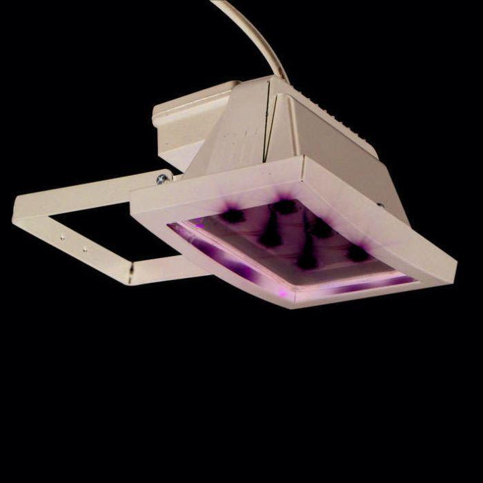Refletor-LED-preto