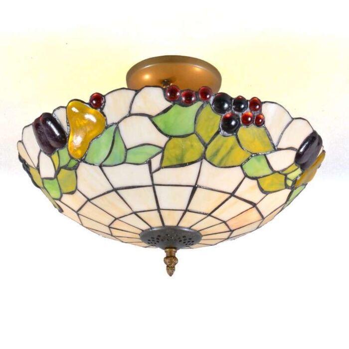 Lâmpada-de-teto-Tiffany-Mybster